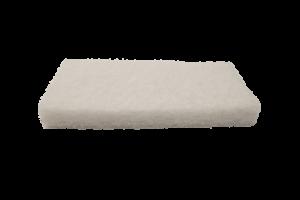 Küürimisplaat 25x12 cm valge