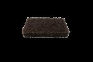 Küürimisplaat 15x9 cm pruun