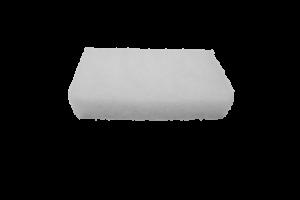 Küürimisplaat 15x9 cm valge