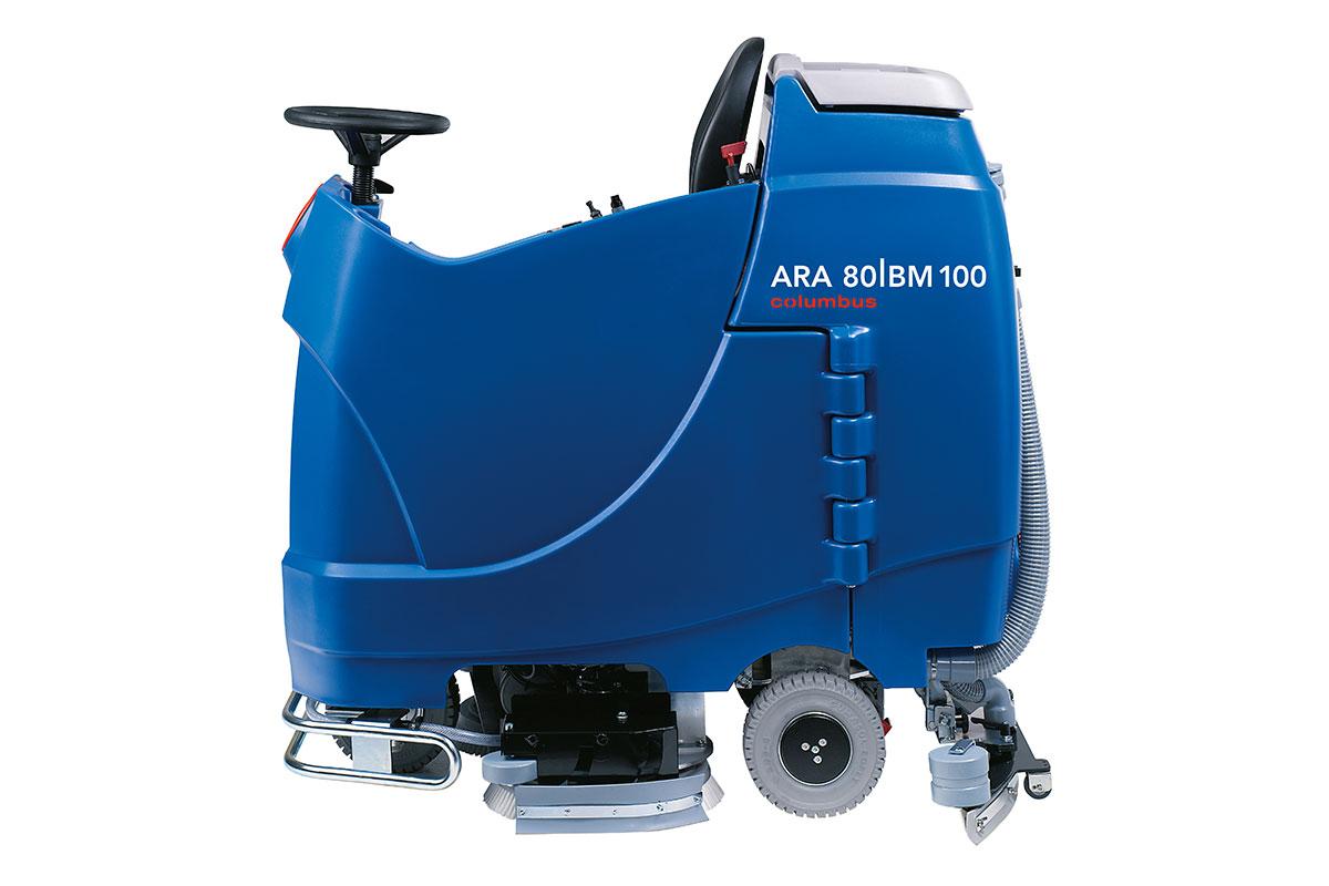 COLUMBUS_Puhastusmasin_ARA80_BM100