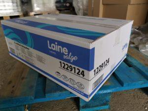 Laine Z-volditud kätepaber valge, 2-kihiline, 150 lehte