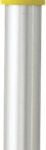 VIKAN_alumiiniumvars_keermega_1460mm_kollane