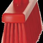 VIKAN_põrandahari_310mm_punane_keskmise_kõvadusega