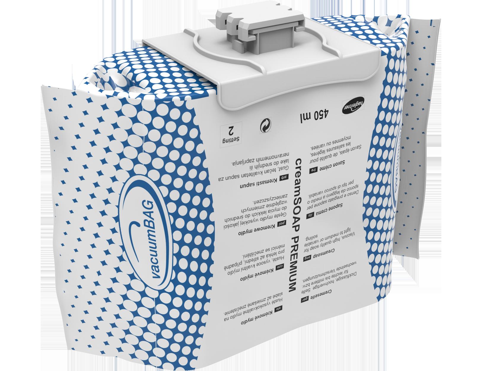 Hagleitner creamSOAP PREMIUM 450 ml. kreemseep