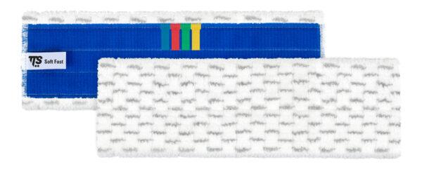 Mikrofiiber mopp Soft Pro 40cm haakuv